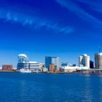 My Love of the Waterfront Views in Downtown Norfolk & Portsmouth, VA