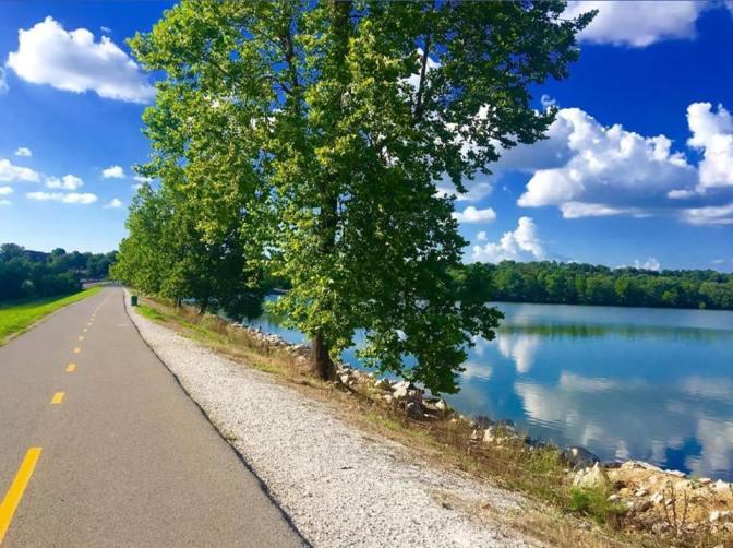 Lake Fayetteville 12