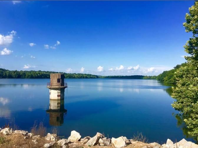 Lake Fayetteville 2