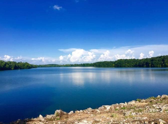 Lake Fayetteville 3