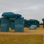 My love of Carhenge in Alliance, Nebraska
