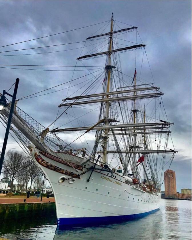 tall ship 9